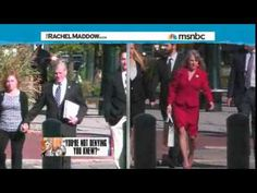 Rachel Maddow - McDonnell marriage becomes focus of trial