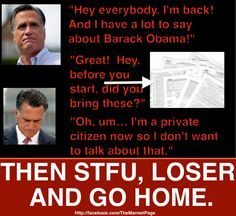 If dumbass mittwitt is a private citizen,  why is he running his mouth.