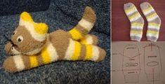 Voilà une idée de cadeau pour faire plaisir aux enfants,faire un chat chaussette. Facile,rapide et pas cher à réaliser, Ce sont bien des chaussettes transformées en des superbes chats qui feront leur petit effet auprès des enfants. il vous faudra des...