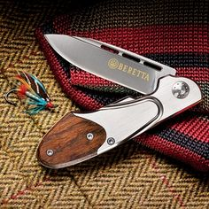 Carry The Beretta Gentleman's Pocket Knife, and Handle Life's Little Cutting Chores With Dispatch.