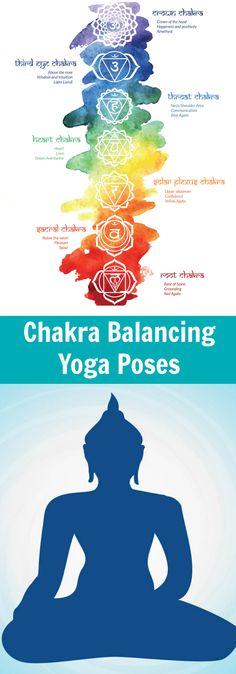 Read more on our blog - Yoga Poses to Balance Your Chakras | How to balance your chakra | Yoga poses for energy balance | Yoga for Chakra