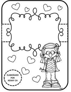 A Borders For Paper, Borders And Frames, Preschool Journals, Planner Doodles, Cute Scrapbooks, Quiet Book Templates, School Clipart, Bullet Journal Art, Cute Clipart