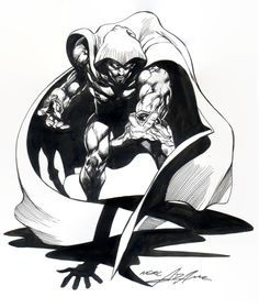 The Astral Avenger - The Spectre by Neal Adams, in Rob Hughes's Artwork - Personal Collection Comic Art Gallery Room Comic Book Characters, Comic Character, Comic Books, Fictional Characters, The Spectre, Classic Comics, Dead Man, Dark Horse, Comic Artist