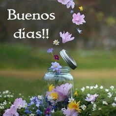 Buenos Dias  http://enviarpostales.net/imagenes/buenos-dias-1171/ Saludos de Buenos Días Mensaje Positivo Buenos Días Para Ti Buenos Dias
