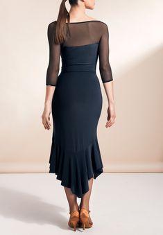 Chrisanne Clover Flare Latin Dress