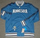 For Sale - Adidas Minnesota Timberwolves Ricky Rubio NBA Legendary Jacket, 5732A, US Size L - See More At http://sprtz.us/WolvesEBay