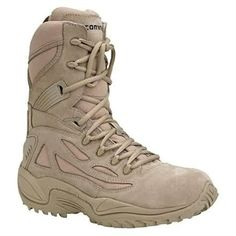 Converse Desert Tactical Boots with Side Zipper  http://www.voodootactical.net