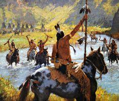 CMDudash - Available Paintings - Western