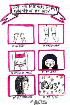 Too rad to be sad.