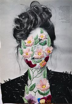 Embroidered Workby Jose Ignacio Romussi Murphy