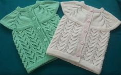 Seamless Knitted Baby Vest Making (One-Piece Collar Start) - Babykleidung Baby Knitting Patterns, Knitting Blogs, Knitting Wool, Pull Bebe, Moda Emo, Bowling Shirts, How To Start Knitting, Knit Vest, Light Jacket