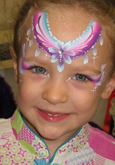 Becstar design face painting ideas for kids