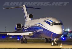 """Boeing 727-2X8 """"M-STAR"""" ..wish I owned this aircraft, or could fly it."""