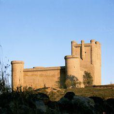 Castillo de los Comuneros. Torrelobatón (Valladolid)
