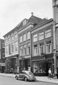 De Oosterstraat in 1966 - Foto's SERC