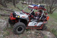 RockSolid Side Runners for RZR XP 4 900 models