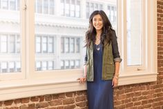 Did you know that we carry styles and brands that are exclusive to Stitch Fix? Meet Jena Wang, our buyer who leads the development of exclusive brands.