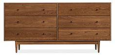 Grove Dresser 72w 34h Six-Drawer Dresser - Room & Board :: $2100