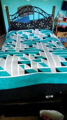 Labyrinth Walk quilt