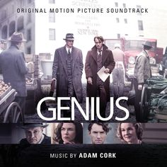 Original Motion Picture Soundtrack (OST) from the movie Genius. Music composed by Adam Cork. Genius Movie, Soundtrack Music, Cinema, Full Movies Download, Music Albums, Latest Movies, Movies Online, The Originals, Movies