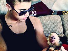 Justin Bieber's pet monkey seized in Germany