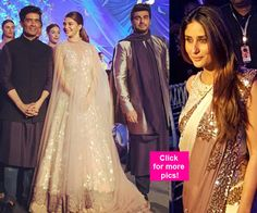 Lakme Fashion Week 2016: Kareena Kapoor Khan Arjun Kapoor Jacqueline Fernandez GRACE the opening day  view pics!