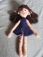 Pattern doll DIY (dutch)
