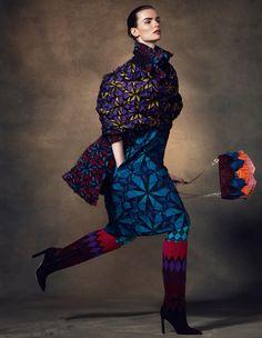 Geometric prints - Women's Fashion - How To Spend It