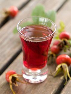 Recept na Šípkový likér
