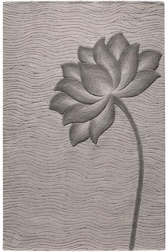 Bloom Rug - Wool Rugs - Contemporary Rugs - Rugs | HomeDecorators.com