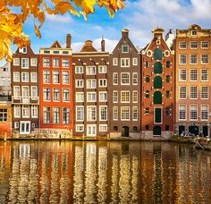 Postal AD Ámsterdam Holanda