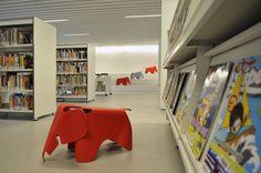 Biblioteca Camp de l'Arpa-Caterina Albert | Bibliotecas de Barcelona