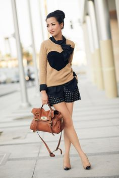 Must have sweater from j.crew - courtesy of my favorite fashion blogger: wendy