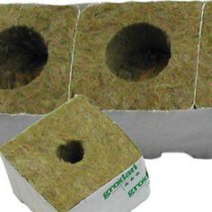 Marijuana hydroponic growing mediums