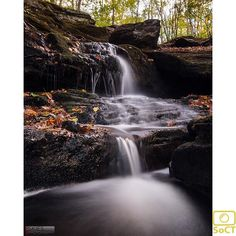 Connecticut  Pic of the Day 10.13.15  Photographer  @redskiesphotography  Last week I went out to photograph some local waterfalls. However, most of them were lower than expected. Even the beautiful Tartia Engel falls, pictured above was much lower than expected. Nonetheless, it's fall!  #scenesofCT #connecticut_potd #tartiafalls #engelfalls #tartiae...