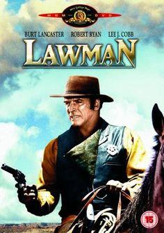 Lawman [DVD]: Amazon.co.uk: Burt Lancaster, Robert Ryan, Lee J. Cobb, Robert Duvall, Sheree North, Joseph Wiseman, J.D. Cannon, Albert Salmi, Richard Jordan, John McGiver, Michael Winner: DVD & Blu-ray