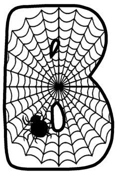 Halloween Letters, Spider, Kids Rugs, Animals, Decor, Art, Alphabet, Letters, Art Background
