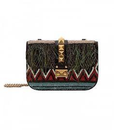 Valentino Small Chain Crossbody Bag