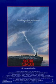 Short Circuit (1986) PG - Number 5 is Alive!