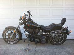 1980 harley-davidson lowrider motorcycles | 1980 Harley Davidson FXS 80 Lowrider Shovelhead