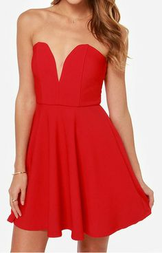 Sexy Red Dress <3