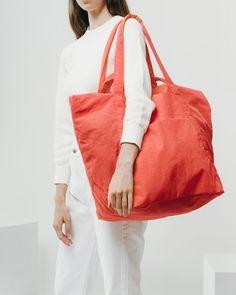 Travel Cloud Bag - Poppy