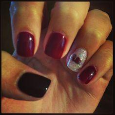 Gamecock nails