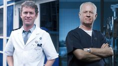 Thirty years of Casualty- Thirty years of Charlie Fairhead