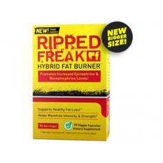 $69.00 (Was $99.00) PharmaFreak Ripped Freak 90 caps | Weight Loss @ Shotgun - Bargain Bro