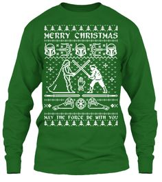 *CHRISTMAS SWEATER FOR STAR WARS FANS* | Teespring