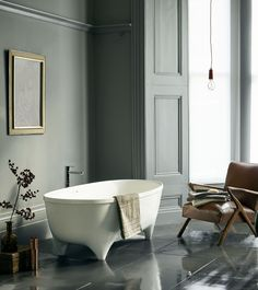Perfect for those looking for an alternative take on the floor standing modern bath - Vigore Natural Stone Bath from Clearwater Baths. http://www.clearwaterbaths.com/Products/ProductDetail?prodId=87001&name=Vigore