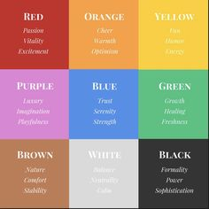 Lesson 4 - 6 steps to build a memorable brand color palette – Design School Branding Your Business, Business Design, Color Symbolism, Monochromatic Color Scheme, Colors And Emotions, Color Meanings, Color Psychology, Brand Guidelines, Color Theory