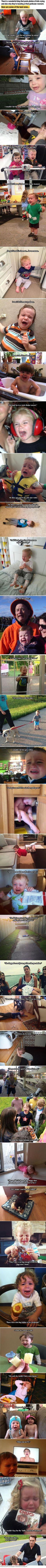 Lol. Toddler problems.