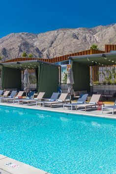 Architecture Inspiration: Get inspired by the mid-century architecture in Palm Springs, California!